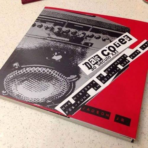 livro Das Cores ao Século XXI por Jadson Junior